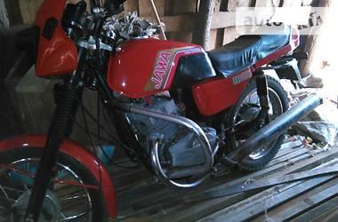 Jawa (Ява)-cz 350  1989