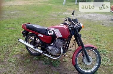 Jawa (Ява)-cz 350  1987