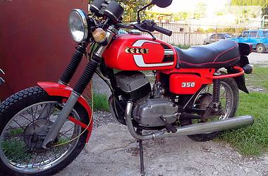 Jawa (Ява)-cz 472.6 СZ 350 1988