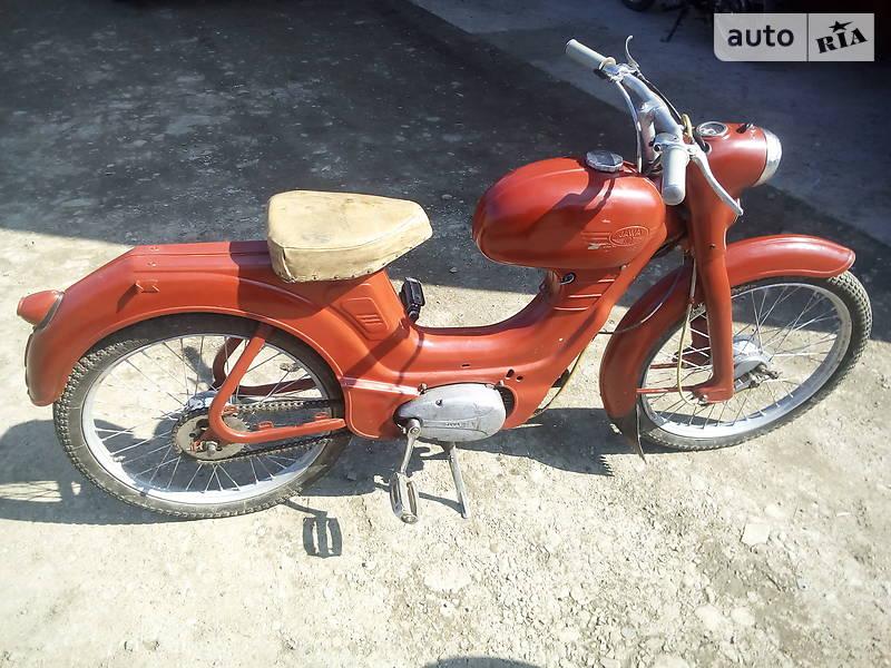 Jawa (Ява)-cz 50