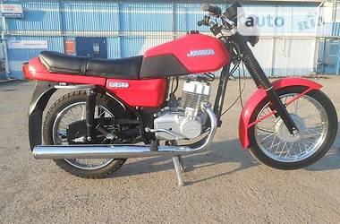 Jawa (Ява)-cz 638 350/638 1988