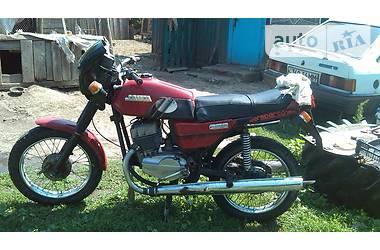 Jawa (Ява)-cz 638  1986