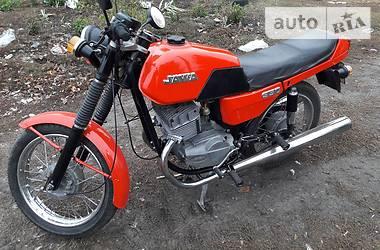 Jawa (Ява)-cz 638  1987
