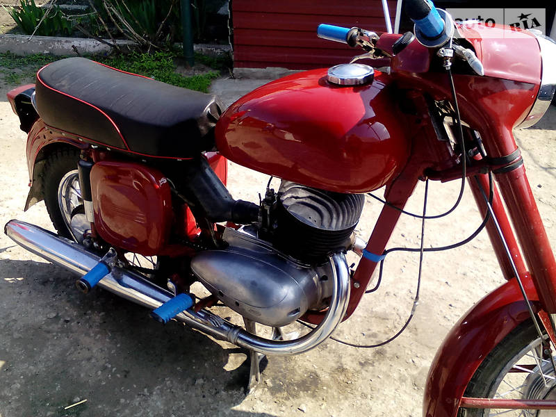 Jawa (ЯВА) 250