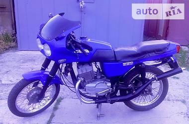 Jawa (ЯВА) 350 638 1987