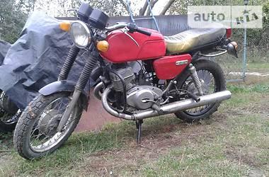 Jawa (ЯВА) 350  1989