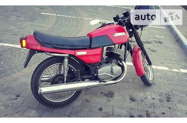 Jawa (ЯВА) 350  1992