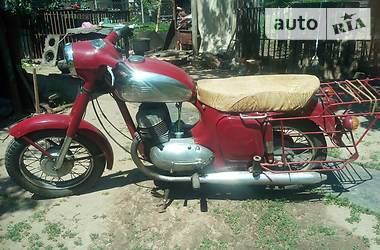 Jawa (ЯВА) 360  1967