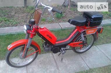 Jawa (ЯВА) 50 210 babetta 1988