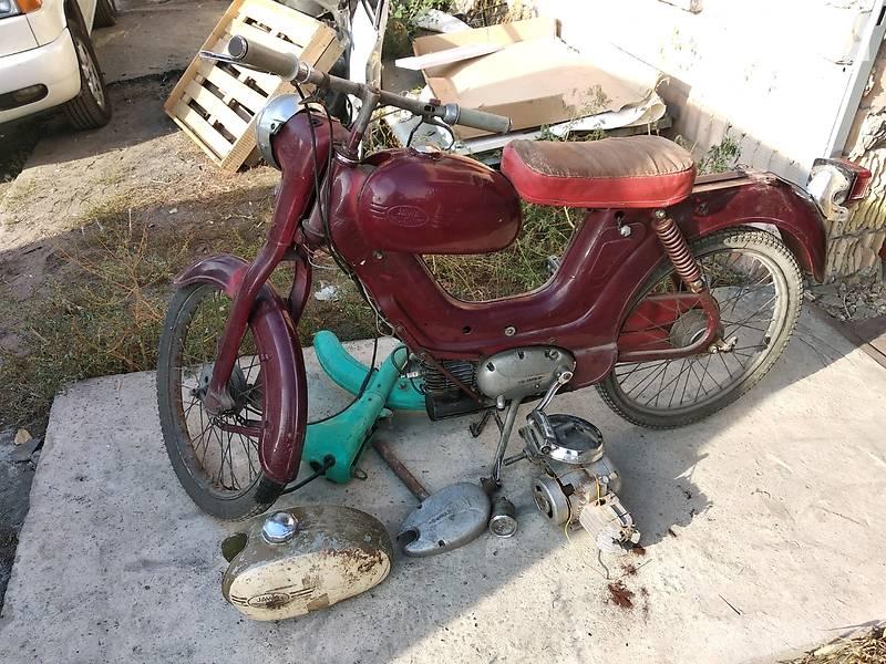 Jawa (ЯВА) 551 Jawetta