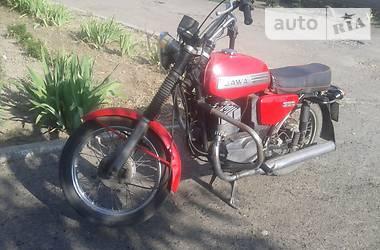 Jawa (ЯВА) 634  1987