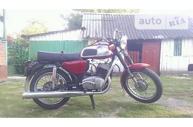 Jawa (ЯВА) 634   cdi 12v 1974