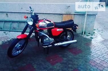 Jawa (ЯВА) 634  1980