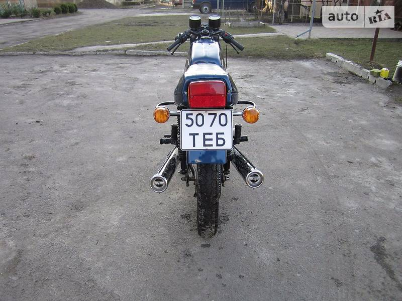 Jawa (ЯВА) 638