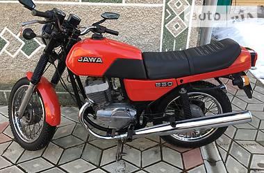 Jawa (ЯВА) 638  1990