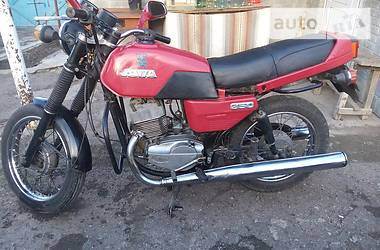 Jawa (ЯВА) 638 350 1989