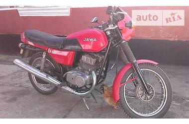 Jawa (ЯВА) 638  1993