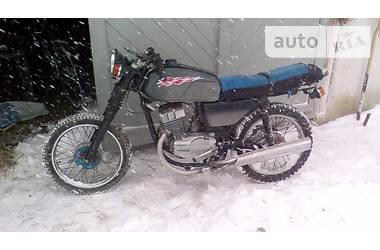 Jawa (ЯВА) 638  1987