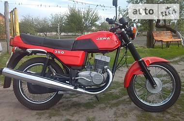 Jawa (ЯВА) 638 1-05 1990