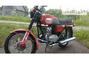 Jawa (ЯВА) 638 350 1988