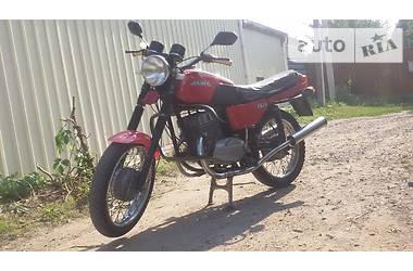 Jawa (ЯВА) 638  1992