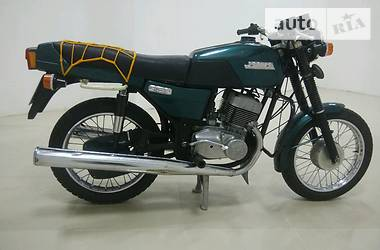 Jawa (ЯВА) 638  1988