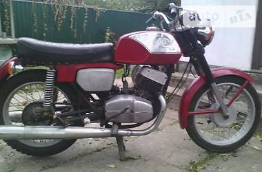 Jawa (ЯВА) CZ  1980