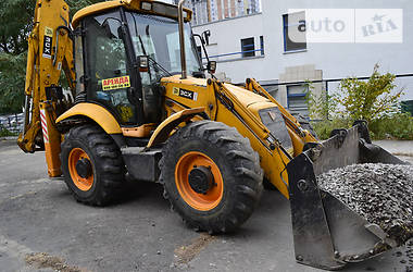 JCB 3CX SUPER 2004