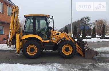 JCB 3CX Super 2007