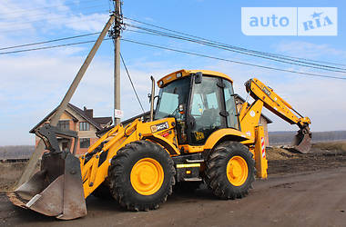 JCB 3CX SUPER 2002