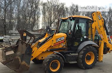 JCB 3CX Sitimaster 2011