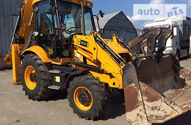 JCB 3CX Sitimaster 2008