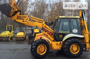 JCB 3CX Sitimaster Plus 1996