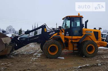 JCB 436 HT Super HI-LIFT 2010