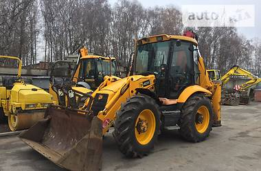 JCB 4CX Sitimaster 2004