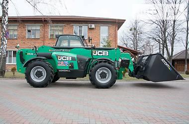 JCB 535-125 HiViz 2009