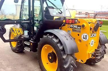 JCB 536 -60 Agri Super 2011