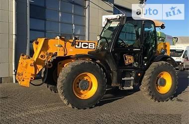 JCB 550 80 Agri Plus 2012