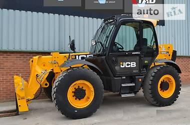 JCB 550 80 Agri 2014