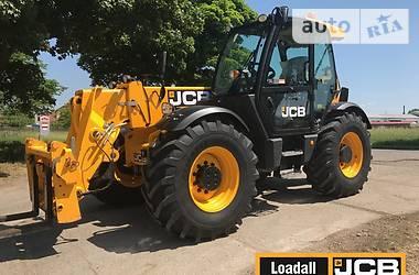 JCB 550 80 Tir 4i 2013