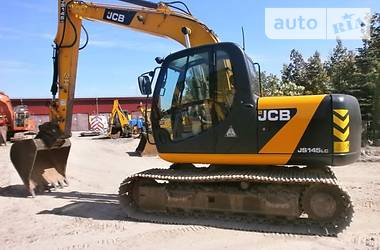 JCB JS 145 LC 2000