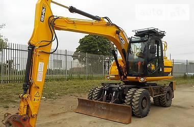 JCB JS 145 W 2011