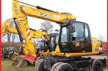 JCB JS 145 W 2016