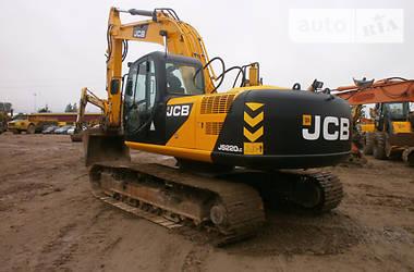 JCB JS 220 LC 2012