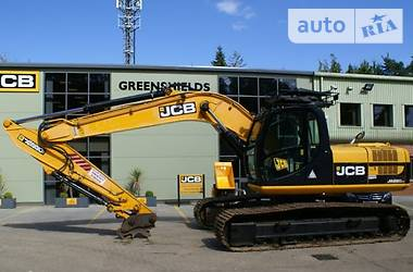 JCB JS 220 LC 2010
