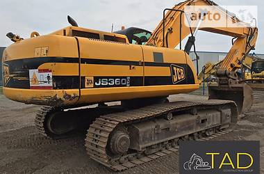 JCB JS 360 LC 2009