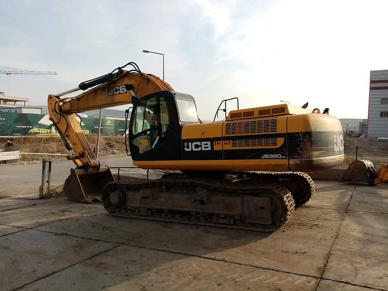 JCB JS 360