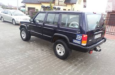 Jeep Cherokee 2.5D 1998