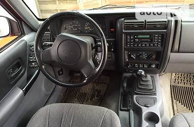 Jeep Cherokee 2.5D 1997