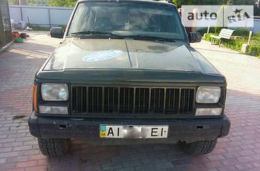 Jeep Cherokee  1989